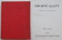 Drobné klepy - 1929