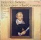 Heinrich Schütz - Kleine geistliche Konzerte
