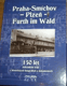 150 let železniční trati Praha-Smíchov-Plzeň Furth im Wald v historických fotografiích a dokumentech