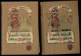 Paměti katovské rodiny Mydlářů (2 svazky)