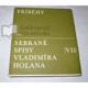 Sebrané spisy Vladimíra Holana, VII. svazek