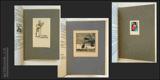 Preissig - VOJTĚCH PREISSIG. POPISNÝ SEZNAM JEHO EX LIBRIS.  1927. 3 původní přílohy, sestavil Václav Rytíř, úvodní text Karel Dyrynk.