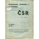 Průmyslová, obchodní a zemědělská ČSR v roce 1933