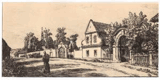 Dřevčice - litografie