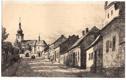 Sedlčany - litografie