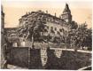 Brandýs zámek - litografie