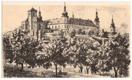 Kostelec nad Černými lesy - litografie