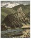 Starý hrad nad Váhom - dřevoryt