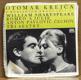 2 EP Otomar Krejča z režijních prací 1963 - 6 - Romeo a Julie, Tři sestry