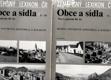 Obce a sídla -zeměpisný lexikon ČR-stav k polovině 80. let.-A-M