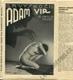 Adam Vir, nesmrtelný milenec