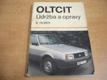 OLTCIT. Údržba a opravy