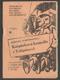 KAŠPÁREKOVA KOMEDIE V TULIPÁNOVĚ. 1946. Storchovo loutkové divadlo. Obálka VOJTĚCH CINYBULK.