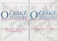O české státnosti - úvahy a polemiky 2 svazky
