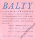 Balty – Úterý