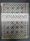 Das elementare Ornament und seine Gesetzlichkeit (Eine Morphologie des Ornaments von Wolfgang von Wersin)