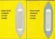 Francouzsko-český a Česko-francouzský technický textilní slovník, oba svazky