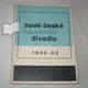 Nová české divadlo 1930-32