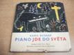 Piano jde do světa. Pohádka o hudebních nástrojíc