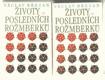 Životy posledních Rožmberků I. a II.