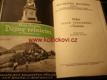 Dějiny stavu rolnického v Čechách DO R. 1848