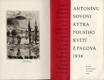 Antonínu Sovovi kytka polního kvítí z Pacova 1958