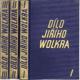 Dílo Jiřího Wolkra I. - III. (3 svazky)