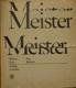 Pan Meister, Dilog o románu