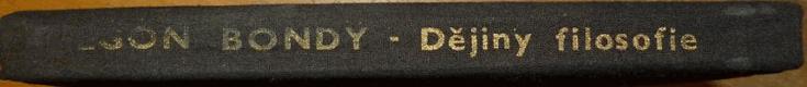 Poznámky k dějinám filosofie, Svazek VI. (Dějiny islámské a židovské středověké filosofie) (samizdat) (podpis)