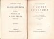 Alois Jirásek Sebrané spisy XXXIV. Písničky a jiná prosa. Vydáno 1931.