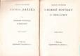 Alois Jirásek Sebrané spisy V. Drobné povídky a obrázky. Vydáno 1927