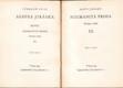 Alois Jirásek Sebrané spisy XXVIII. Rozmanitá prosa. Vydáno 1930.
