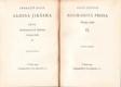 Alois Jirásek Sebrané spisy XXVII. Rozmanitá prosa II, obrázky a studie. Vydáno 1930.