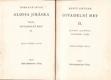 Alois Jirásek Sebrané spisy XLIV. ¨Divadelní hry II. Vydáno 1937.