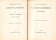 Alois Jirásek Sebrané spisy VI. V cizích službách. Vydáno 1937.
