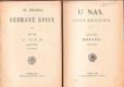 Alois Jirásek Sebrané spisy XXX.U nás, Osetek. Vydáno 1920.