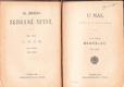 Alois Jirásek Sebrané spisy XXXI.U nás, Zeměžluč. Vydáno 1920.