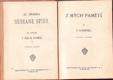 Alois Jirásek. Sebrané spisy XXVIII. Z mých pamětí II V Litomyšli. Vydáno 1921.
