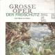 LP Grosse Oper, Carl Maria von Weber, Eterna