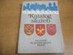 Katalog služeb na území hlavního města Prahy