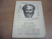 Stručné dějiny filosofie pro střední školy