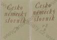 Česko německý slovník
