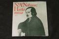 Hořká múza : výbor z veršů N. A. Někrasova