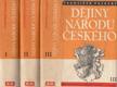 Dějiny národu českého I-VI