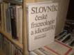 Slovník čes. frazeologie a idiomatiky-Přirovnání