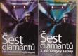 Šest diamantů I.-II. (Šedozelené oči Ley Lynseyové, Obrysy a stíny)