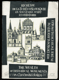 Richesse de la Tchécoslovaquie en souvenirs d'art et d'histoire - The Wealth of Historical Monuments in Czechoslovakia - Der Denkmalreichtum in der Tschechoslowakei