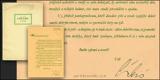 GOETHE A VÍNO. 1832-1932. 1932. Podpis F.R.Čebiše.