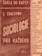 Sociologie pro každého