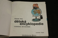 Dětská encyklopedie - převazba